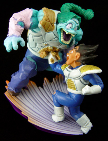 main photo of Capsule Neo Freezer Edition: Vegeta vs Zarbon