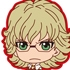 DemaPuchi Rubber Collection Tiger & Bunny: Barnaby Brooks Jr.