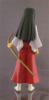 photo of Love Hina Girl's Real Figure: Motoko Aoyama