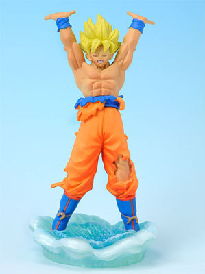 main photo of Dragon Ball Kai Neo The Movie Figure: Goku