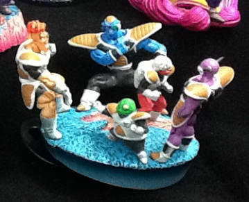 main photo of Capsule Neo Freezer Edition: Ginyu Special Corps