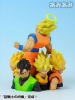 photo of Dragon Ball Kai Neo The Movie Figure: Goku, Vegeta, Gohan, Gogeta, Goten, Trunks & Gotenks