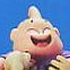 Dragon Ball Z Capsule Neo Part 4: Majin Buu, Mr. Satan & Bee