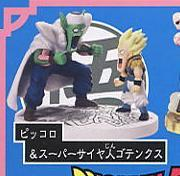 main photo of Dragon Ball Z Capsule Neo Part 4: Piccolo & Gotenks