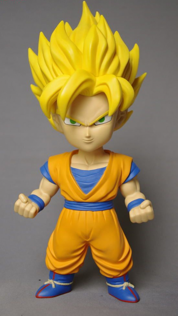 main photo of Bobbing Head: Son Goku