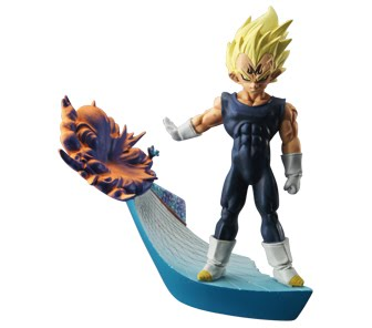 main photo of Capsule Neo Figures Set Part 16: Vegeta