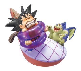 main photo of Capsule Neo Figures Set Part 16: Son Goku