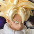 Dragon Ball Kai Gokusei Candy Toys: Son Gohan Super Saiyan