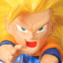 Dragon Ball Heros Collection 2: Son Goku SSJ3