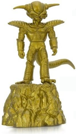 main photo of Dragon Ball Kai Rival Series Capsule: Frieza Golden Ver.