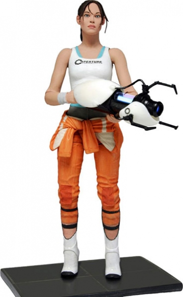 main photo of 7 Action Figure Chell