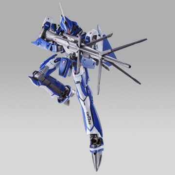 main photo of DX Chogokin VF-25G Messiah Valkyrie (Michael Blanc Type) Renewal Ver.