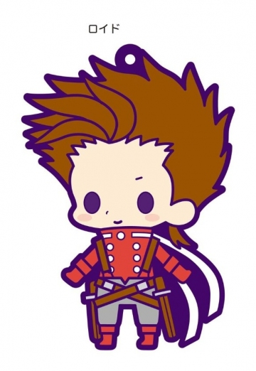 main photo of Tales of Friends Rubber Strap Collection Vol.1: Lloyd Irving