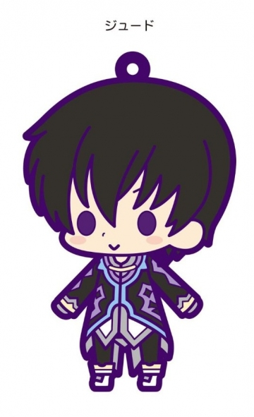 main photo of Tales of Friends Rubber Strap Collection Vol.1: Jude Mathis