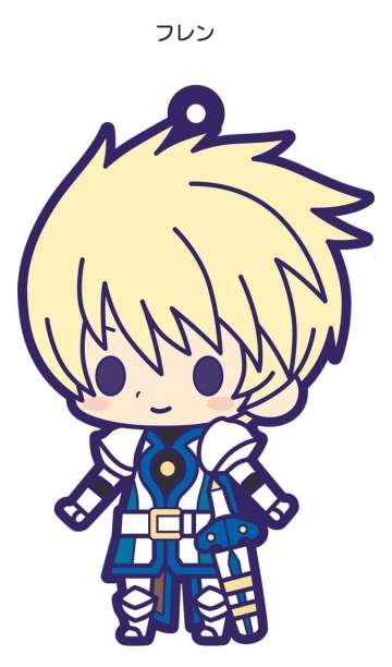 main photo of Tales of Friends Rubber Strap Collection Vol.2: Flynn Scifo