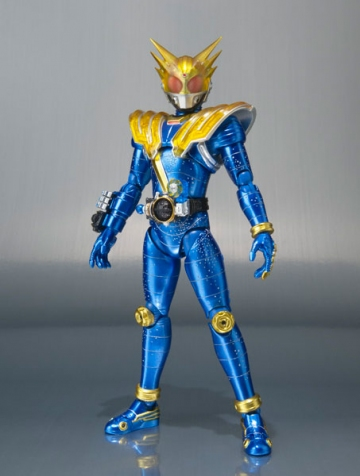 main photo of S.H.Figuarts Kamen Rider Meteor Storm