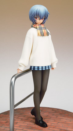 main photo of Ayanami Rei Winter Clothes Ver.