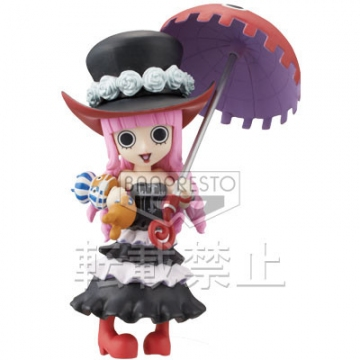 main photo of One Piece World Collectable Figure vol.28: Perona