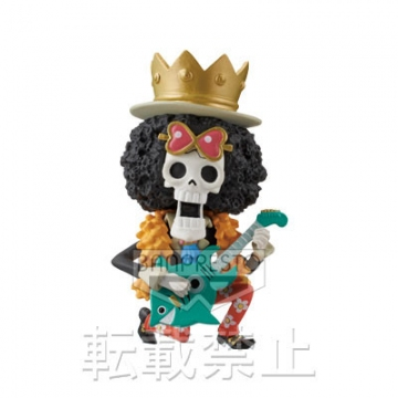 main photo of One Piece World Collectable Figure vol.28: Brook