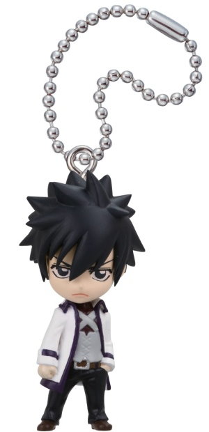 main photo of Fairy Tail Deformed Mini Figure Part 3: Gray Fullbuster