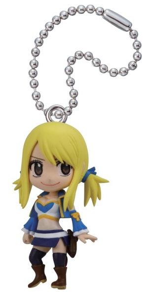 main photo of Fairy Tail Deformed Mini Figure Part 3: Lucy Heartfilia