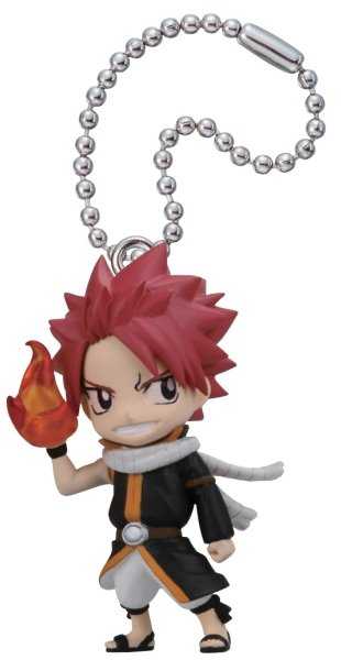 main photo of Fairy Tail Deformed Mini Figure Part 3: Natsu Dragneel
