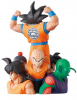 photo of DB Kai Capsule Neo Battle Highlight Goku, Yamcha, Tenshinhan, Caos, Gohan, Kulilin & Piccolo