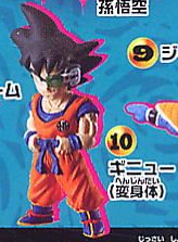 main photo of DBKai Deformation Chapter of Legend of Super Saiyan: Captain Ginyu (Body of Son Goku)