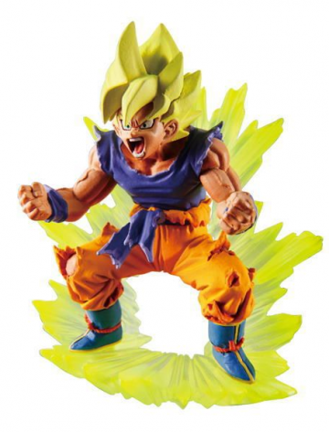 main photo of Dragon Ball Kai Capsule Neo Battle Highlight Son Goku SSJ