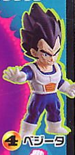 main photo of DBKai Deformation Chapter of Legend of Super Saiyan: Vegeta