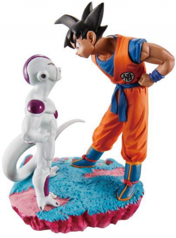 main photo of Dragon Ball Kai Capsule Neo Battle Highlight: Son Goku & Freeza