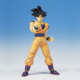 main photo of Hybrid Action Choryuden: Hybrid Action Son Goku