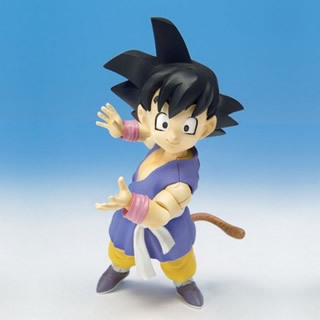 main photo of Hybrid Action Choryuden: Son Goku GT Ver.