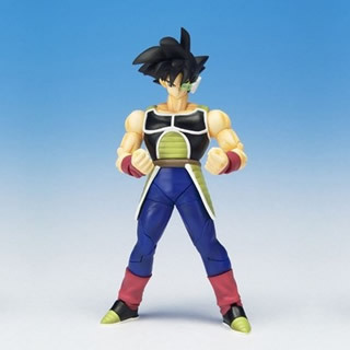 main photo of Hybrid Action Choryuden: Hybrid Action Bardock