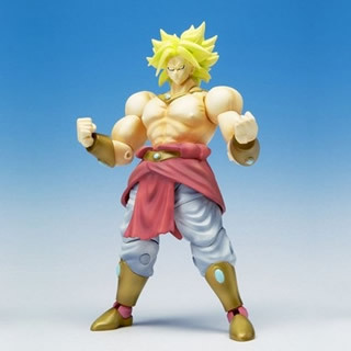 main photo of Hybrid Action Choryuden: Broly