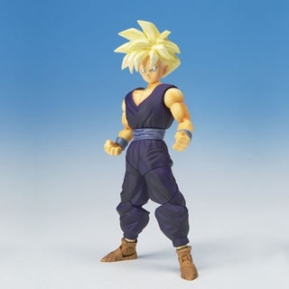 main photo of Hybrid Action Choryuden: Super Saiyan Son Gohan Teen Ver.