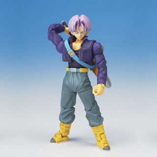 main photo of Hybrid Action Choryuden: Hybrid Action Future Trunks