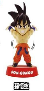 main photo of Dragon Ball Kai Full Face Jr. Vol. 1: Son Goku