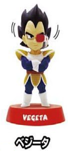 main photo of Dragon Ball Kai Full Face Jr. Vol. 1: Vegeta