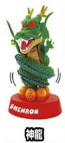 main photo of Dragon Ball Kai Full Face Jr. Vol. 1: Shenlong