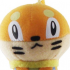 Pokemon Diamond & Pearl Mini Plush Doll: Buizel