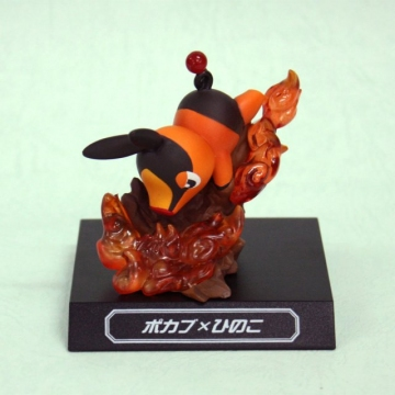 main photo of Pokemon Waza Museum: PWM-002 Pokabu