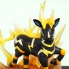 photo of Pokemon Waza Museum: PWM-004 Zebraika