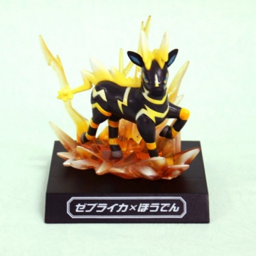 main photo of Pokemon Waza Museum: PWM-004 Zebraika