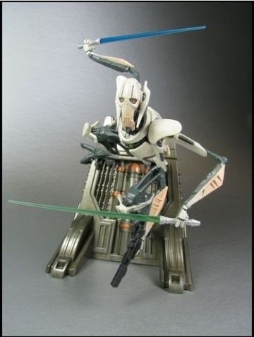 main photo of STAR WARS UNLEASHED: General Grievous