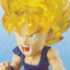 Dragon Ball Kai Led Light KeyChain: Son Goku Super Saiyan