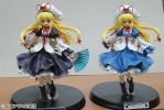 photo of Yakumo Yukari Curiosities of Lotus Asia Blue ver.