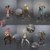 photo of Tales of the Abyss One Coin Grande Figure Collection: Natalia Luzu Kimlasca Lanvaldear Special Weapo