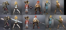 photo of Tales of the Abyss One Coin Grande Figure Collection: Tear Grants Special Weapon Ver