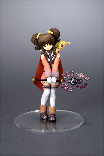 main photo of Tales of the Abyss One Coin Grande Figure Collection: Anise Tatlin Special Weapon Ver